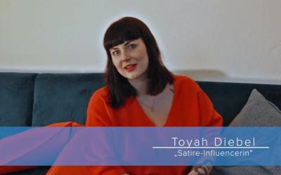 #Nachgefragt – Im Gespräch mit Toyah Diebel über die Verantwortung gegenüber Kindern in der digitalen Welt