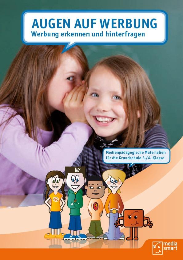 Kinder Medien Werbung: Die Grundschulmaterialien von Media Smart e. V.
