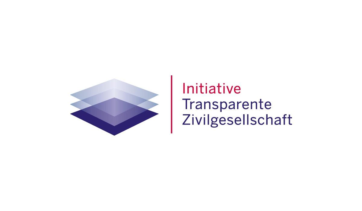 Transparency: Das Bild zeigt das Logo einer Institution. Die Institution setzt sich für Transparenz ein.