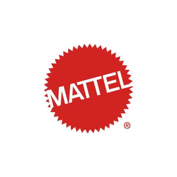 Unsere Mitglieder: Hier ist das Logo unseres Vereinsmitglieds Mattel zu sehen.