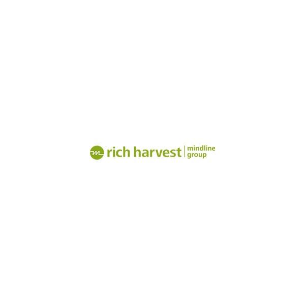 Unsere Mitglieder:  Hier ist das Logo unseres Vereinsmitglieds rich harvest zu sehen.