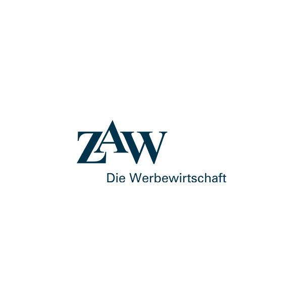 Hier ist das Logo unseres Vereinsmitglieds ZAW zu sehen.