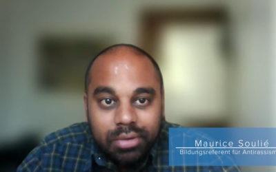#Nachgefragt – Bildungsreferent Maurice Soulié über Rassismus in der Werbung